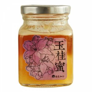 Taiwan Cinnamon Flower Honey 250g -USD13