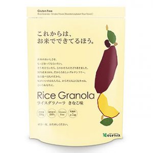 Rice Granola Kinako 200g - USD9