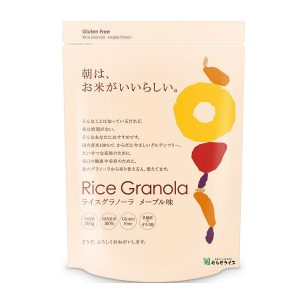 Rice Granola Maple 200g - USD9