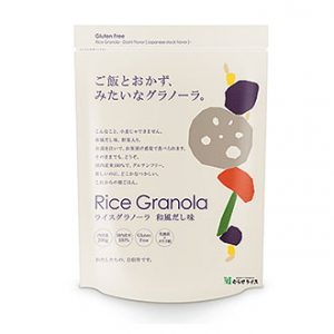 Rice- Granola Wafu Dashi 200g - USD9