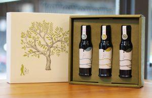 風味橄欖油3入禮盒組 NT$2940