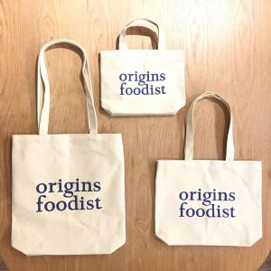 Origins Foodist bag Collection